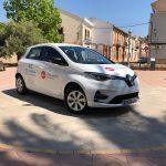 L'Ajuntament d'Albuixech adquireix el seu primer vehicle elèctric i així evitarà l'emissió de més de 2 tones de diòxid de carboni cada any.